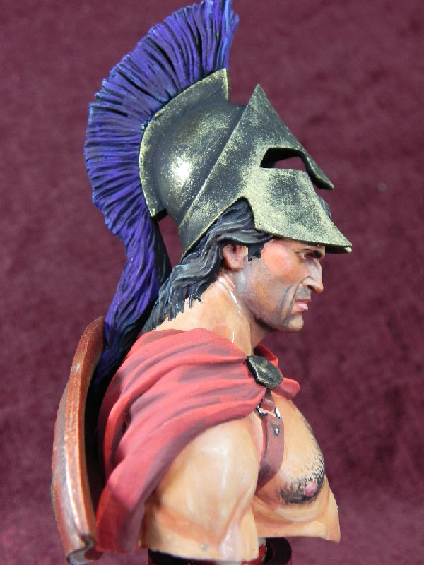 Figures: Spartan warrior, photo #5