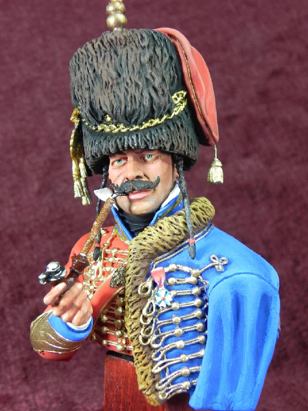 Figures: French hussar, photo #3