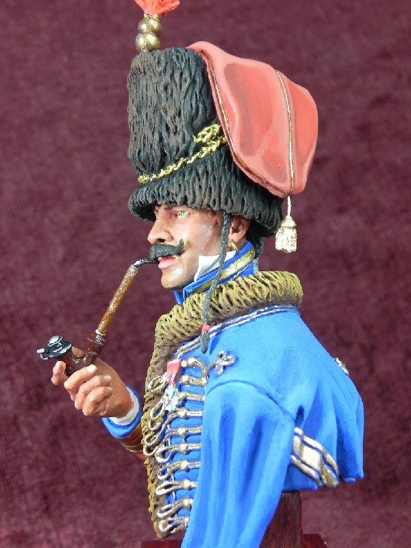 Figures: French hussar, photo #4