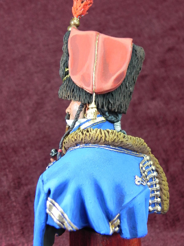 Figures: French hussar, photo #5