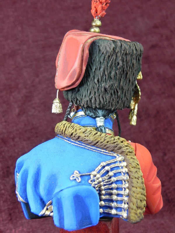 Figures: French hussar, photo #6