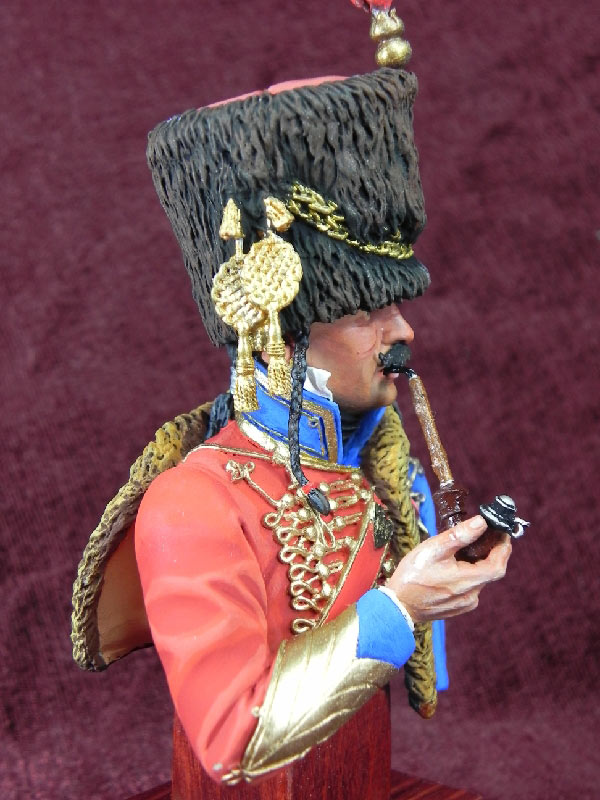 Figures: French hussar, photo #8
