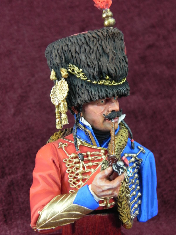 Figures: French hussar, photo #9
