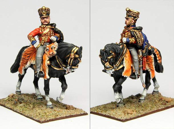 Figures: Lieutnant General G.U.Padget