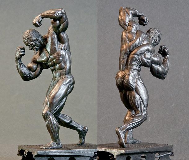 Sculpture: Arnold Classic