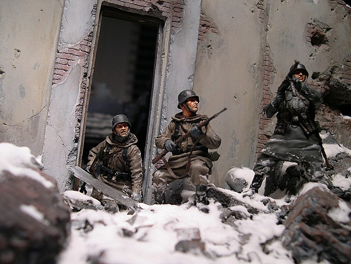 Dioramas and Vignettes: Coming Back to Kharkov, photo #2