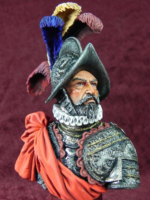 Figures: Conquistador, photo #1