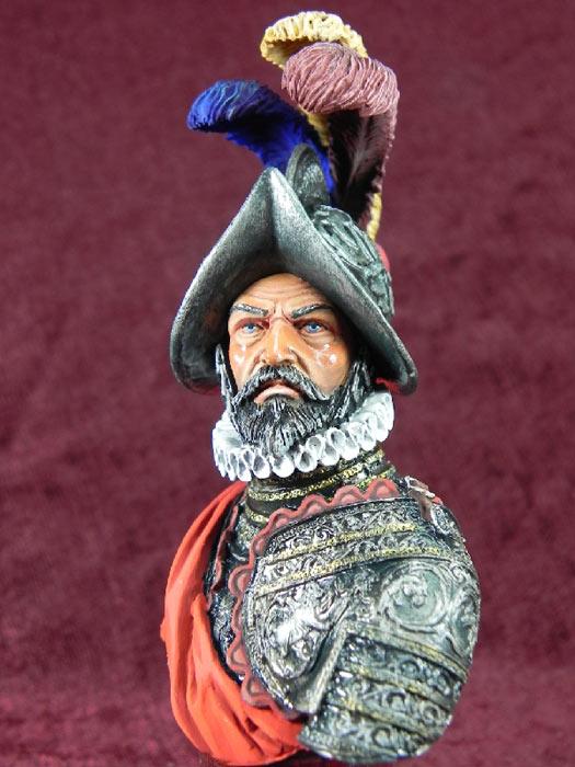Figures: Conquistador, photo #2