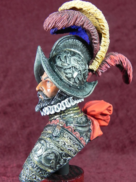 Figures: Conquistador, photo #3