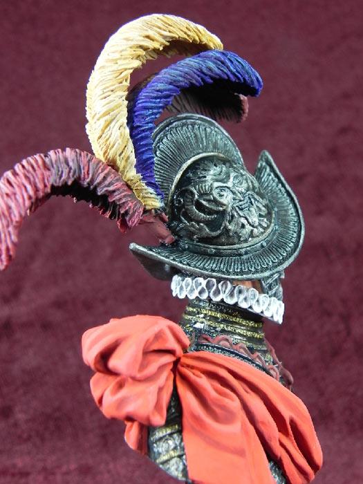 Figures: Conquistador, photo #6