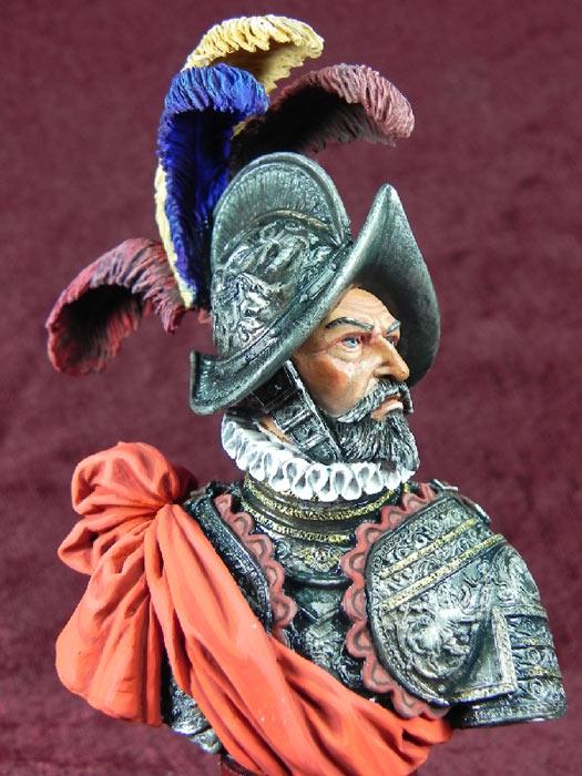 Figures: Conquistador, photo #7