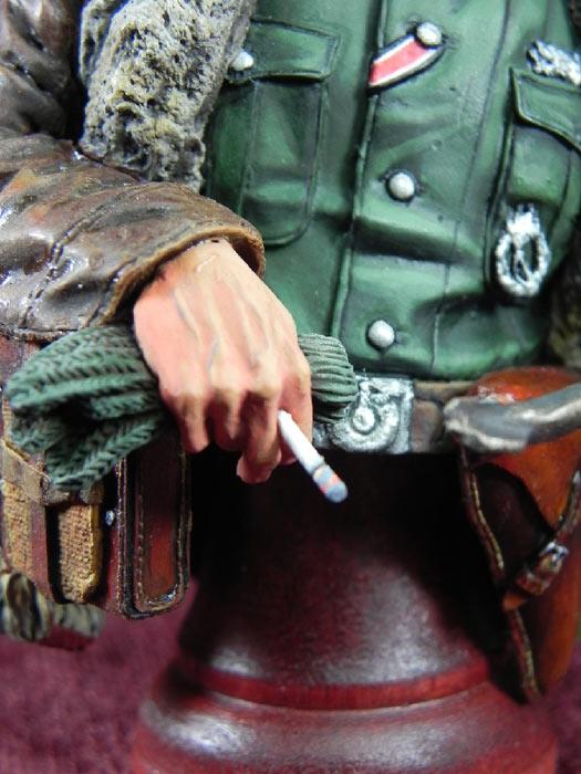 Figures: German machine gunner, photo #4