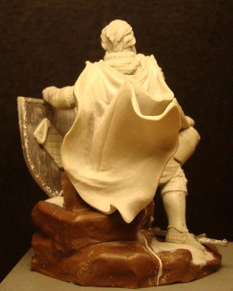 Sculpture: Knight, photo #4