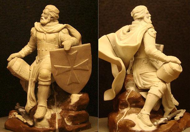 Sculpture: Knight