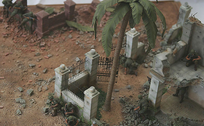 Dioramas and Vignettes: Battle for Hue, photo #1