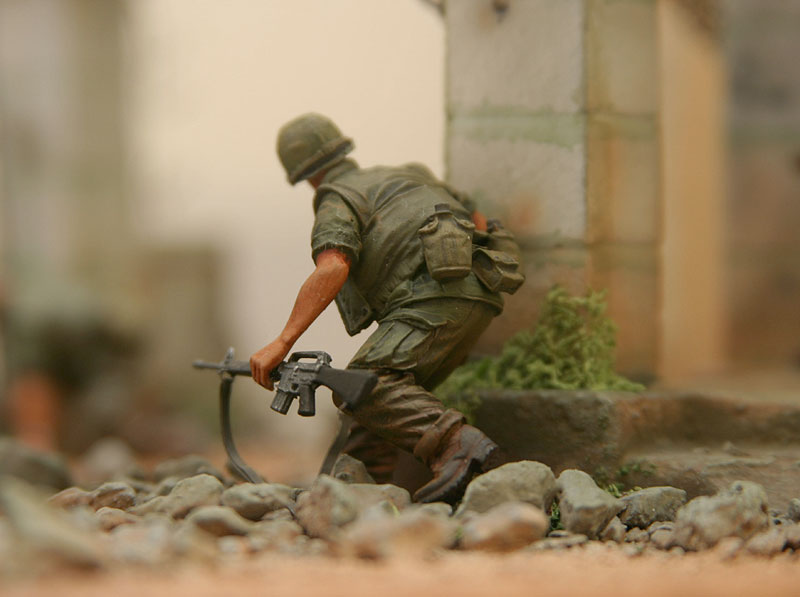 Dioramas and Vignettes: Battle for Hue, photo #10