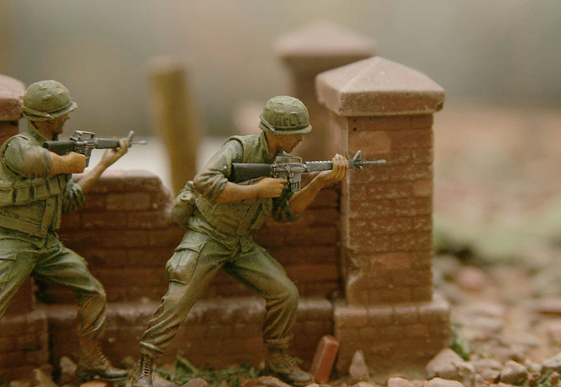 Dioramas and Vignettes: Battle for Hue, photo #11