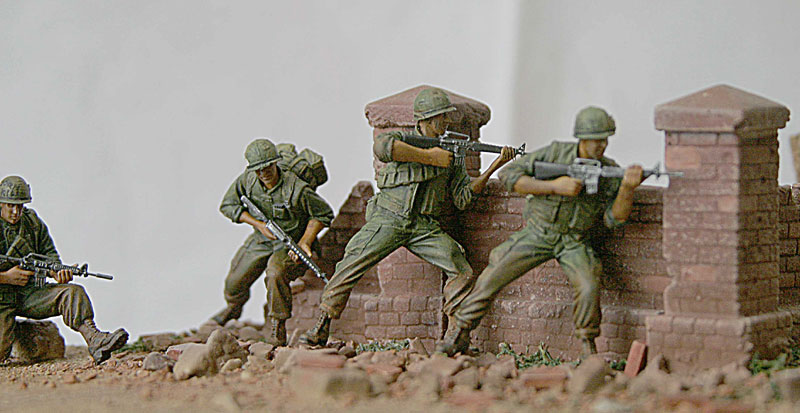 Dioramas and Vignettes: Battle for Hue, photo #12