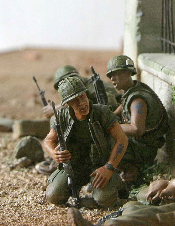 Dioramas and Vignettes: Battle for Hue, photo #13