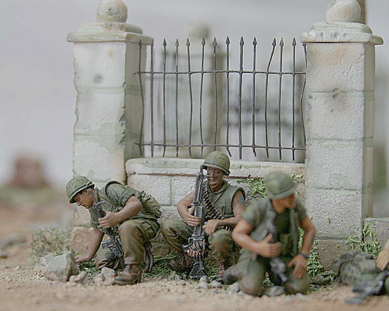 Dioramas and Vignettes: Battle for Hue, photo #14