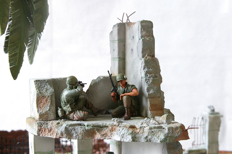 Dioramas and Vignettes: Battle for Hue, photo #4