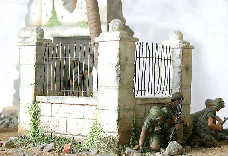 Dioramas and Vignettes: Battle for Hue, photo #5