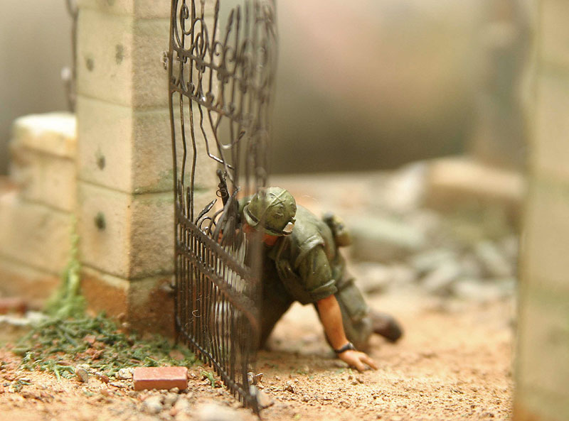Dioramas and Vignettes: Battle for Hue, photo #9