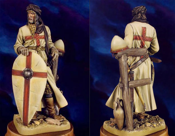 Figures: 3rd Crusade. 1189-1192