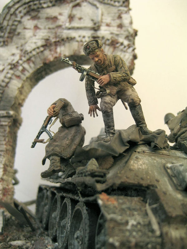 Dioramas and Vignettes: Triumphal Arch, photo #10