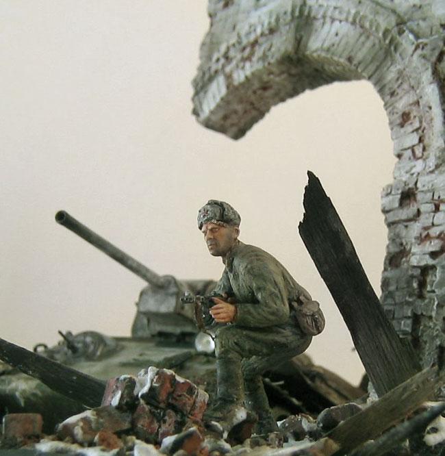 Dioramas and Vignettes: Triumphal Arch, photo #13