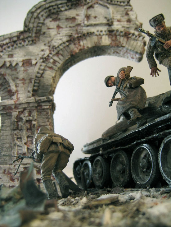 Dioramas and Vignettes: Triumphal Arch, photo #6