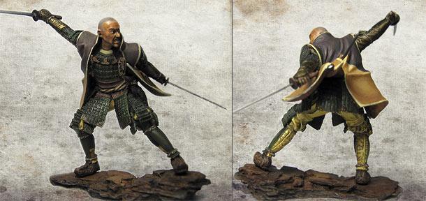 Figures: The Last Samurai