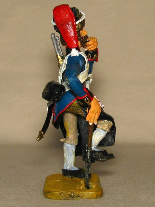 Training Grounds: Spanish pioneer and French infantryman, photo #7