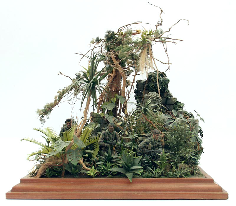 Dioramas and Vignettes: LRRP, photo #1
