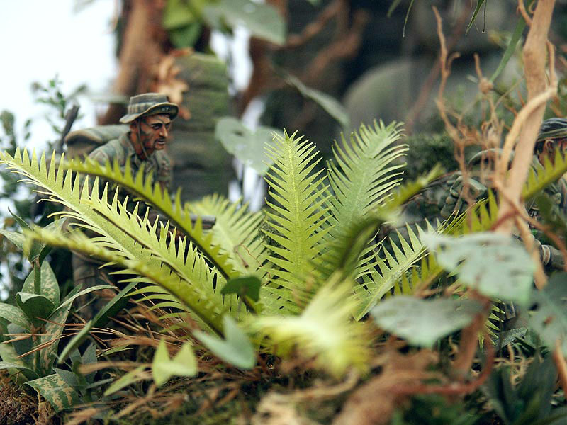 Dioramas and Vignettes: LRRP, photo #13