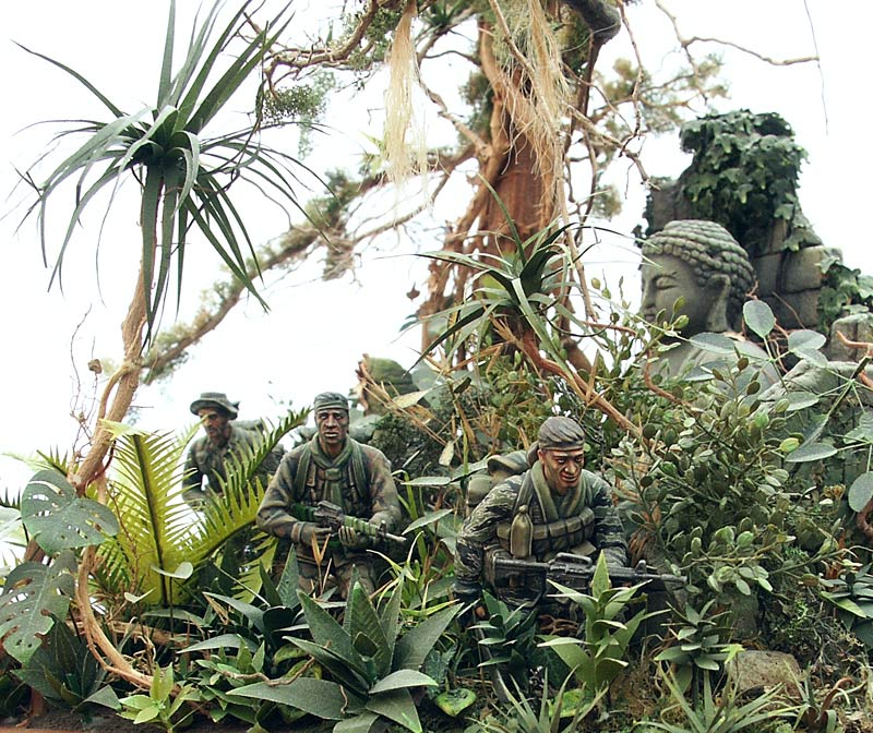 Dioramas and Vignettes: LRRP, photo #14