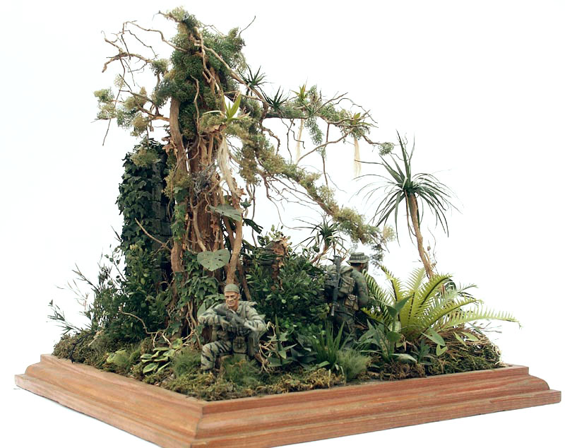 Dioramas and Vignettes: LRRP, photo #3