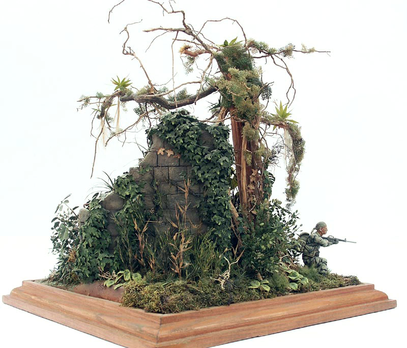 Dioramas and Vignettes: LRRP, photo #4