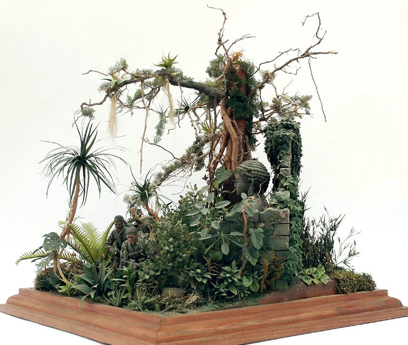 Dioramas and Vignettes: LRRP, photo #5