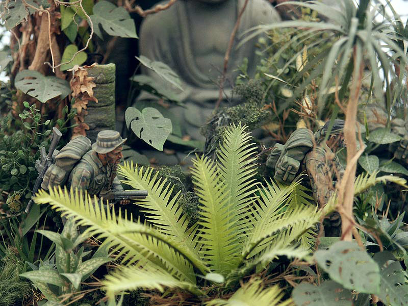 Dioramas and Vignettes: LRRP, photo #6