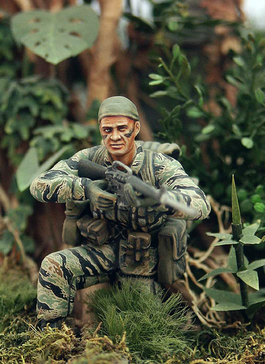 Dioramas and Vignettes: LRRP, photo #7
