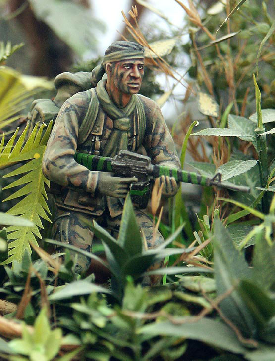 Dioramas and Vignettes: LRRP, photo #8