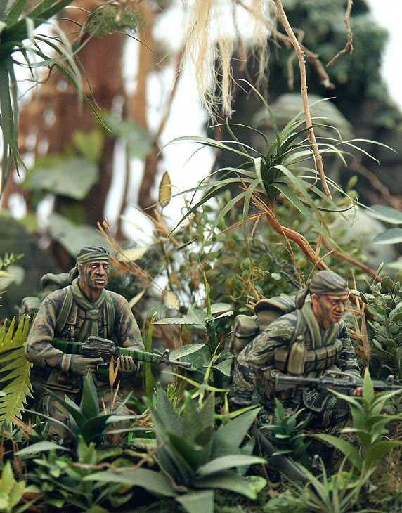Dioramas and Vignettes: LRRP, photo #9