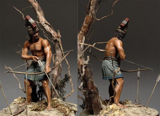 Figures: Micenian archer