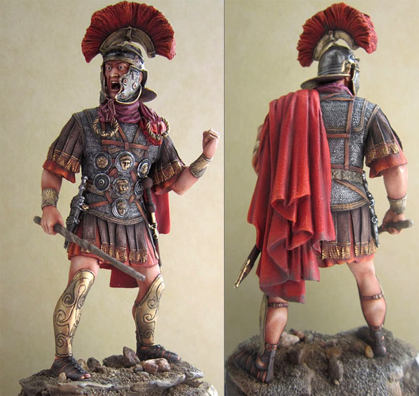 Figures: For the Glory of Rome!