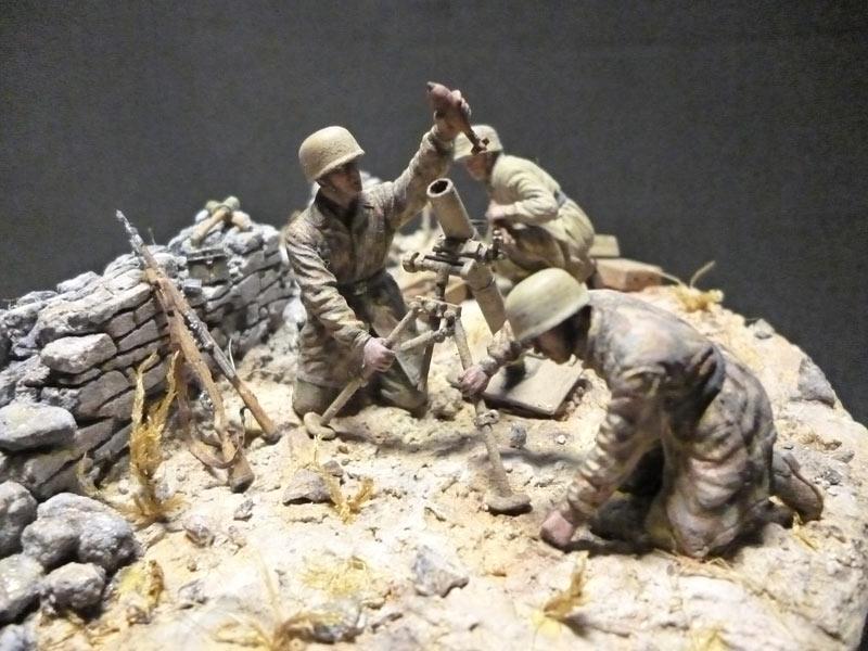 Training Grounds: German mortar crew, photo #1