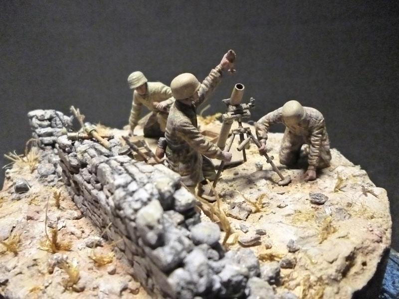 Training Grounds: German mortar crew, photo #2