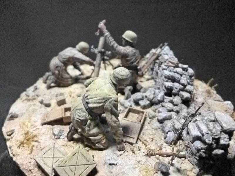 Training Grounds: German mortar crew, photo #5