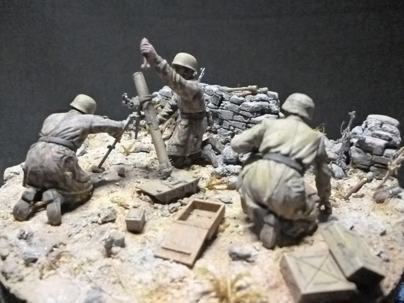 Training Grounds: German mortar crew, photo #6