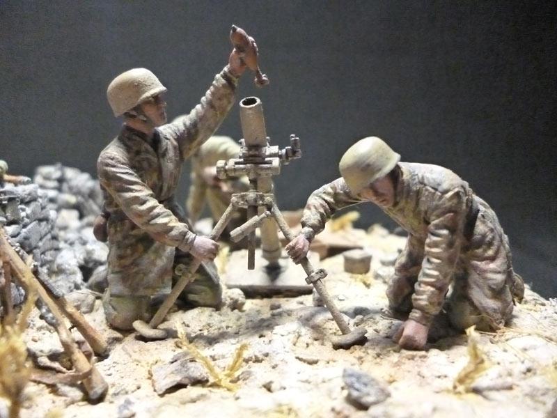 Training Grounds: German mortar crew, photo #7